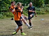 V Kozárovicích dali o víkendu přednost sportu, v Březnici pouťovému veselí (6)
