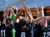 V Kozárovicích dali o víkendu přednost sportu, v Březnici pouťovému veselí (25)