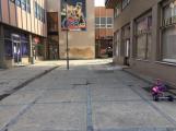 V Křižáku vznikne nová pěší zóna, s lavičkami projekt nepočítá (1)