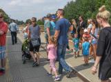 Nádraží v Rožmitále zaplnily davy lidí (31)