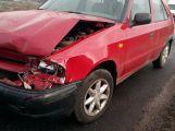 Nehoda tří vozů uzavřela silnici na Hluboš (6)
