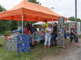 Nádraží v Rožmitále zaplnily davy lidí (11)