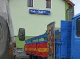 Nádraží v Rožmitále zaplnily davy lidí (5)