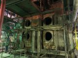 V příbramské teplárně se přestavují kotle na dřevní štěpku (4)