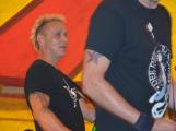 Punkové legendy přijely na Dobříš a zaplnily šapitó (29)