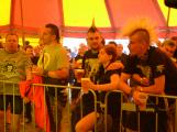 Punkové legendy přijely na Dobříš a zaplnily šapitó (22)