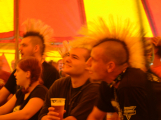 Punkové legendy přijely na Dobříš a zaplnily šapitó (37)
