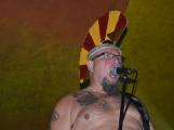 Punkové legendy přijely na Dobříš a zaplnily šapitó (9)
