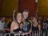 Punkové legendy přijely na Dobříš a zaplnily šapitó (16)
