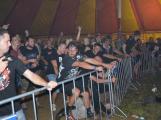 Punkové legendy přijely na Dobříš a zaplnily šapitó (13)