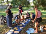 Netopýři brázdí vzduch nad dobříšským zámeckým parkem každou letní noc (3)