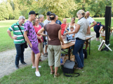 Netopýři brázdí vzduch nad dobříšským zámeckým parkem každou letní noc (2)