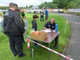 Dobříšský fotbalový stadion obsadily složky Integrovaného záchranného systému (31)