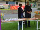 Dobříšský fotbalový stadion obsadily složky Integrovaného záchranného systému (15)