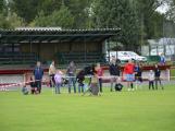 Dobříšský fotbalový stadion obsadily složky Integrovaného záchranného systému (7)