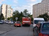 Tři metry k životu: Hasičům blokují průjezd špatně zaparkovaná auta (107)