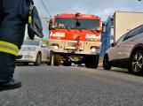 Tři metry k životu: Hasičům blokují průjezd špatně zaparkovaná auta (24)