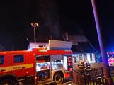 Požár rodinného domu ve Voznici způsobil dvoumilionovou škodu (2)