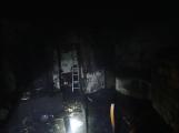 Požár rodinného domu ve Voznici způsobil dvoumilionovou škodu (3)