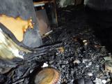 Požár rodinného domu ve Voznici způsobil dvoumilionovou škodu (4)