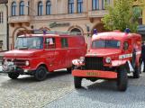 V sobotu oslavili březničtí hasiči narozeniny, mezi dárky byl i nový automobil (49)