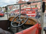 V sobotu oslavili březničtí hasiči narozeniny, mezi dárky byl i nový automobil (66)