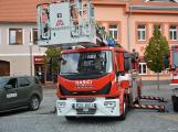 V sobotu oslavili březničtí hasiči narozeniny, mezi dárky byl i nový automobil (68)