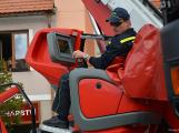 V sobotu oslavili březničtí hasiči narozeniny, mezi dárky byl i nový automobil (39)