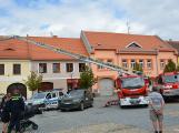V sobotu oslavili březničtí hasiči narozeniny, mezi dárky byl i nový automobil (11)