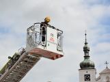 V sobotu oslavili březničtí hasiči narozeniny, mezi dárky byl i nový automobil (14)