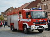 V sobotu oslavili březničtí hasiči narozeniny, mezi dárky byl i nový automobil (17)