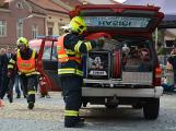 V sobotu oslavili březničtí hasiči narozeniny, mezi dárky byl i nový automobil (18)