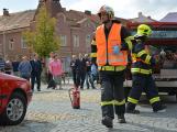 V sobotu oslavili březničtí hasiči narozeniny, mezi dárky byl i nový automobil (9)