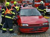 V sobotu oslavili březničtí hasiči narozeniny, mezi dárky byl i nový automobil (6)