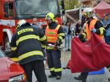 V sobotu oslavili březničtí hasiči narozeniny, mezi dárky byl i nový automobil (32)