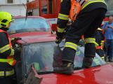 V sobotu oslavili březničtí hasiči narozeniny, mezi dárky byl i nový automobil (21)