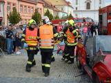 V sobotu oslavili březničtí hasiči narozeniny, mezi dárky byl i nový automobil (27)