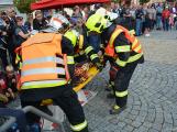V sobotu oslavili březničtí hasiči narozeniny, mezi dárky byl i nový automobil (28)