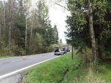 Kamion s vepři nedobrzdil a poškodil dva vozy (2)