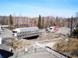 Nový most přes Litavku byl slavnostně otevřen (8)