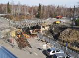 Nový most přes Litavku byl slavnostně otevřen (7)