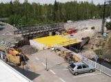 Nový most přes Litavku byl slavnostně otevřen (6)