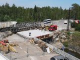 Nový most přes Litavku byl slavnostně otevřen (5)