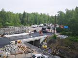 Nový most přes Litavku byl slavnostně otevřen (3)
