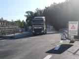 Nový most přes Litavku byl slavnostně otevřen (1)