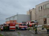 Složky IZS procvičovaly zásah u požáru s výskytem nebezpečné látky (8)