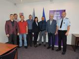 Vedení příbramské věznice přivítalo kolegy z Polska ()