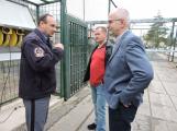 Vedení příbramské věznice přivítalo kolegy z Polska (8)