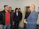 Vedení příbramské věznice přivítalo kolegy z Polska (6)