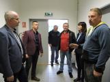 Vedení příbramské věznice přivítalo kolegy z Polska (4)